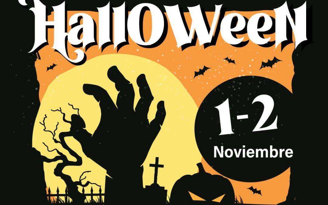 Halloween 2019: prepárate para pasarlo de miedo!!!